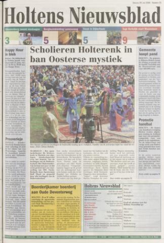 Holtens Nieuwsblad 2006-06-20