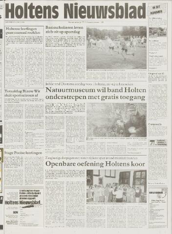 Holtens Nieuwsblad 1998-06-11