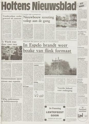 Holtens Nieuwsblad 1996-04-04