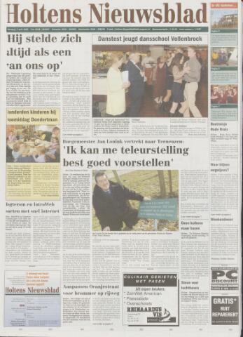 Holtens Nieuwsblad 2003-04-17