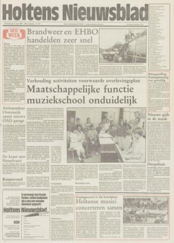 Holtens Nieuwsblad 1987-05-21