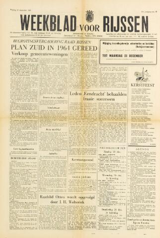 Weekblad voor Rijssen 1963-12-20