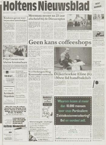 Holtens Nieuwsblad 1997-12-11