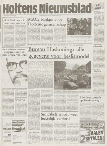 Holtens Nieuwsblad 1996-01-25