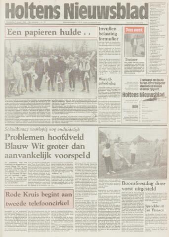 Holtens Nieuwsblad 1986-03-06