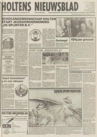 Holtens Nieuwsblad 1981-09-24