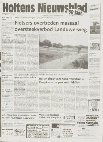 Holtens Nieuwsblad 1999-07-08