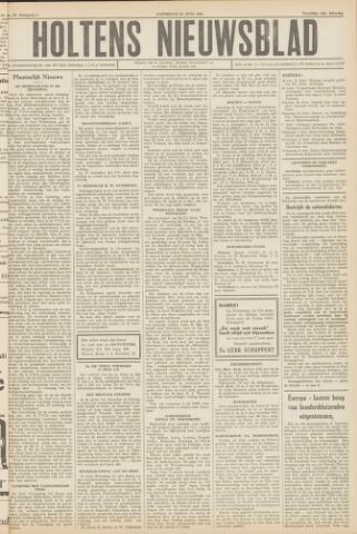 Holtens Nieuwsblad 1952-06-21