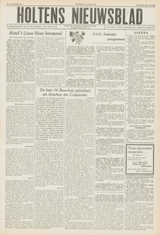 Holtens Nieuwsblad 1958-07-12