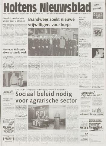 Holtens Nieuwsblad 2000-02-03