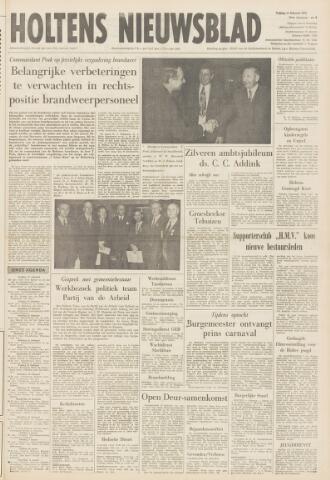 Holtens Nieuwsblad 1972-02-11