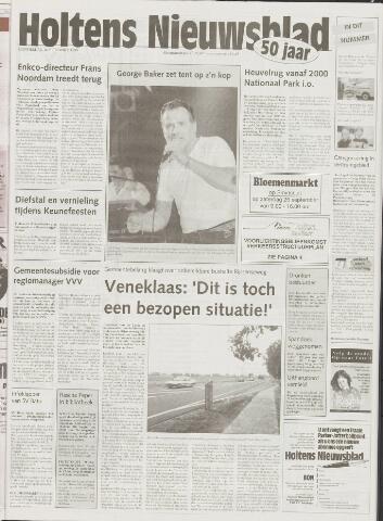Holtens Nieuwsblad 1999-09-16
