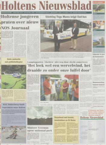 Holtens Nieuwsblad 2004-07-22