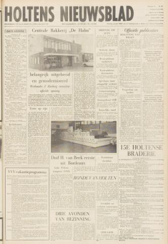 Holtens Nieuwsblad 1969-07-25
