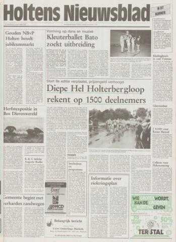 Holtens Nieuwsblad 1995-10-12