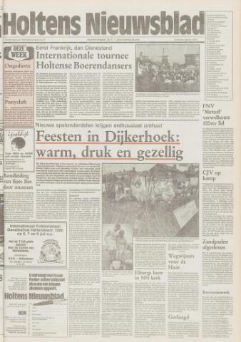 Holtens Nieuwsblad 1990-07-05