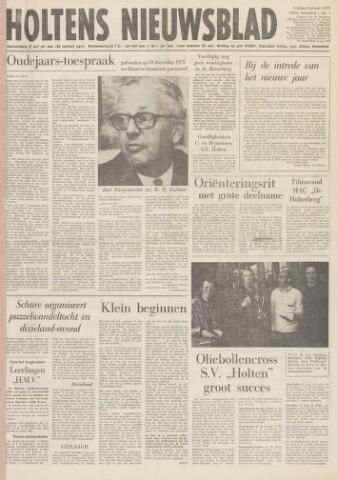 Holtens Nieuwsblad 1976-01-02
