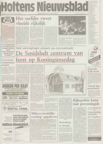 Holtens Nieuwsblad 1991-04-25