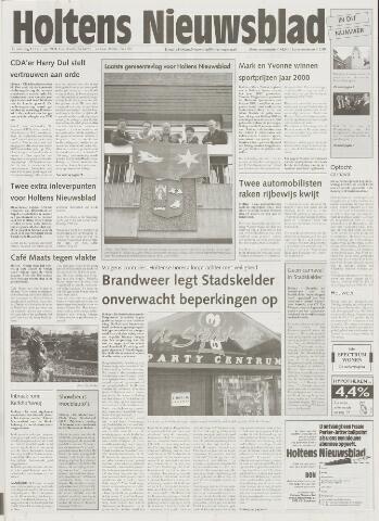 Holtens Nieuwsblad 2001-02-15