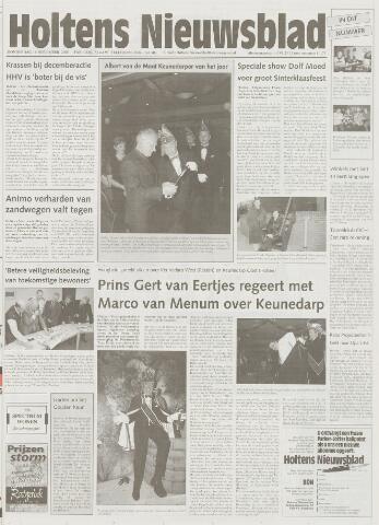 Holtens Nieuwsblad 2000-11-16