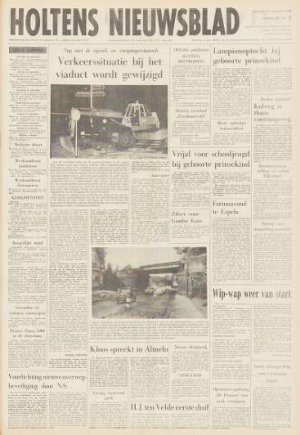 Holtens Nieuwsblad 1968-09-21