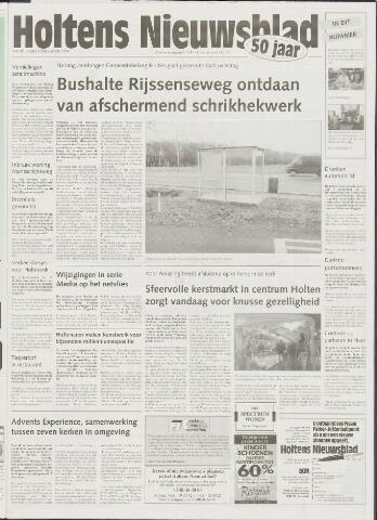 Holtens Nieuwsblad 1999-12-09