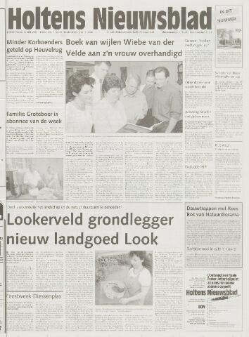 Holtens Nieuwsblad 2000-05-18