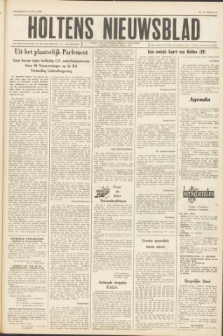 Holtens Nieuwsblad 1964-10-31