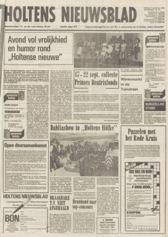 Holtens Nieuwsblad 1979-09-14