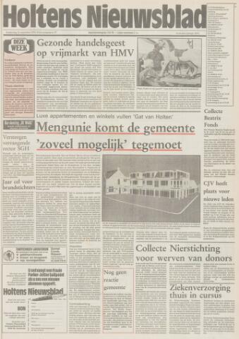 Holtens Nieuwsblad 1991-09-12