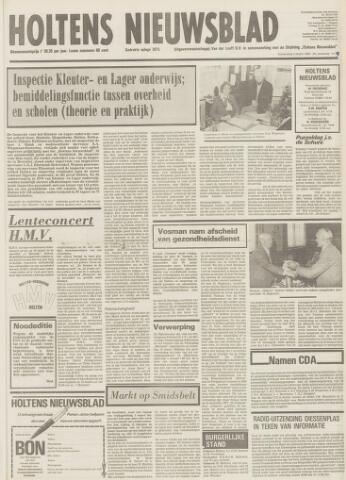 Holtens Nieuwsblad 1982-03-04