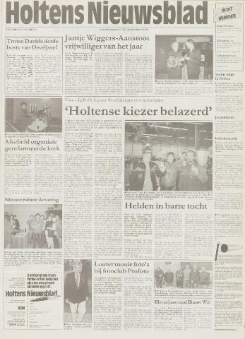 Holtens Nieuwsblad 1997-01-09