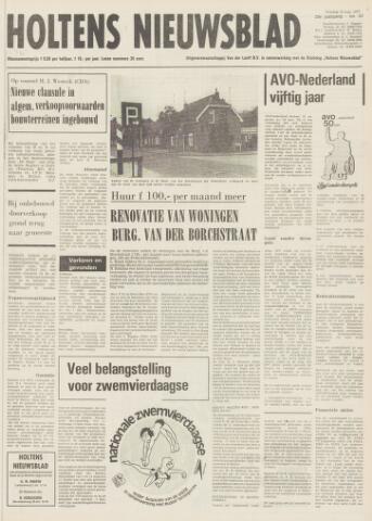 Holtens Nieuwsblad 1977-08-19