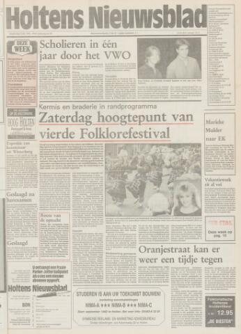 Holtens Nieuwsblad 1992-07-09