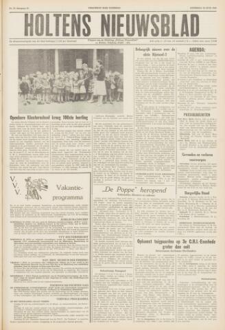 Holtens Nieuwsblad 1960-06-25