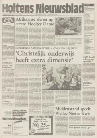 Holtens Nieuwsblad 1993-07-15