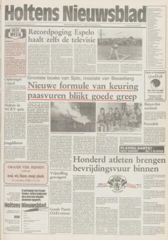 Holtens Nieuwsblad 1990-04-19