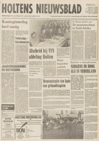 Holtens Nieuwsblad 1978-05-05