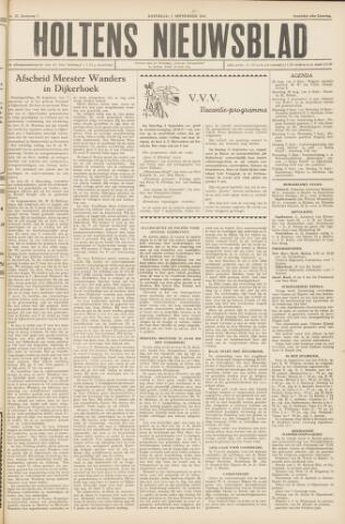 Holtens Nieuwsblad 1955-09-03