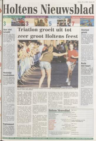 Holtens Nieuwsblad 2006-07-18