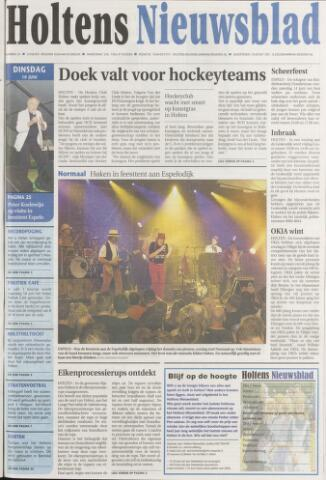 Holtens Nieuwsblad 2008-06-10