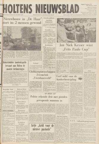 Holtens Nieuwsblad 1972-08-25
