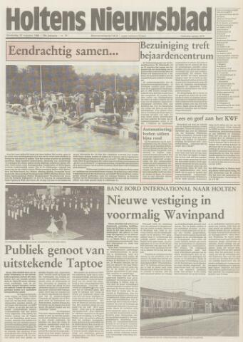 Holtens Nieuwsblad 1985-08-22