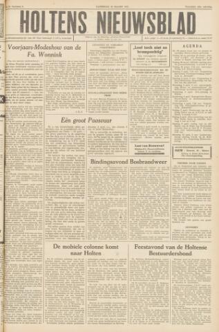 Holtens Nieuwsblad 1957-03-30