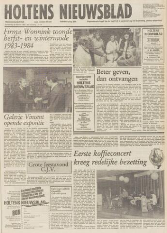 Holtens Nieuwsblad 1983-10-20