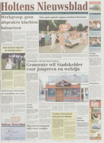 Holtens Nieuwsblad 2002-07-18