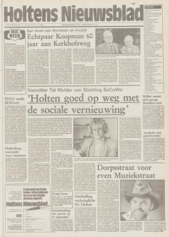 Holtens Nieuwsblad 1993-08-05