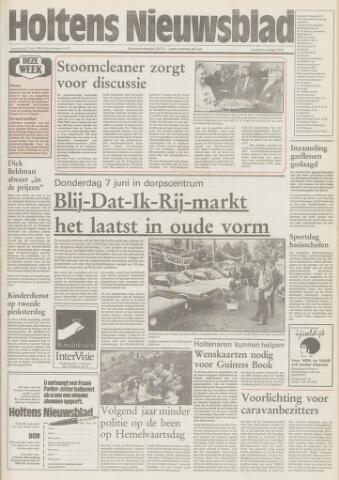 Holtens Nieuwsblad 1990-05-31