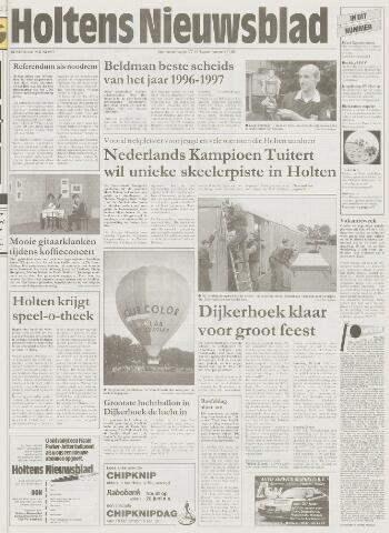Holtens Nieuwsblad 1997-06-26