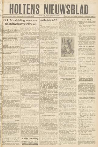 Holtens Nieuwsblad 1957-06-15